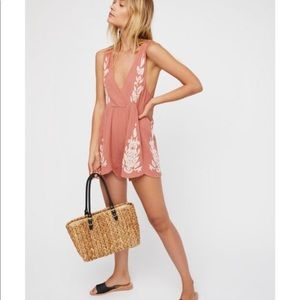 Small Free people romper